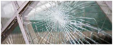 Hammersmith Smashed Glass